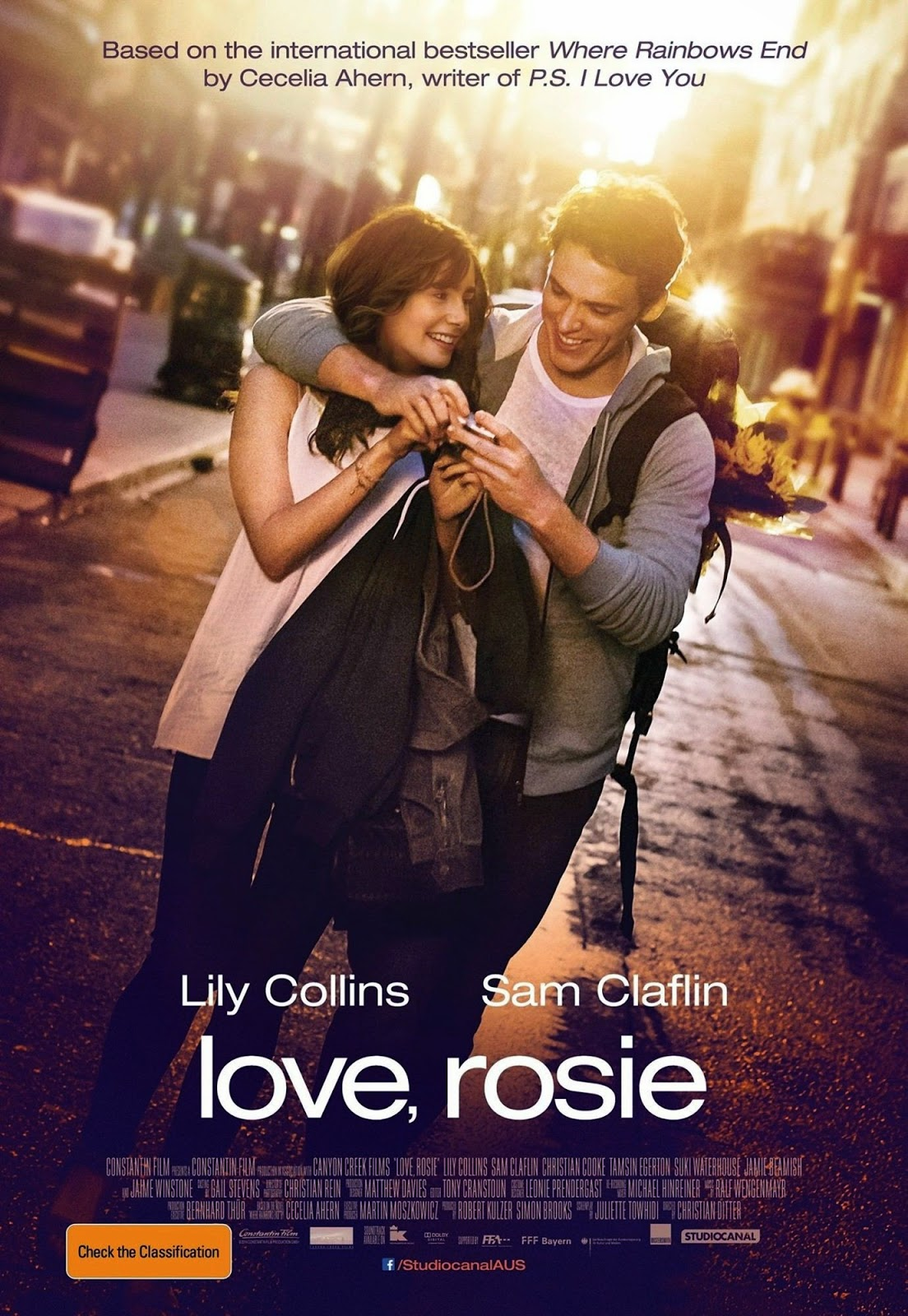 film, movie, love, rosie, Romantik Komedi, abd, lily collins, sam claflin, replik,