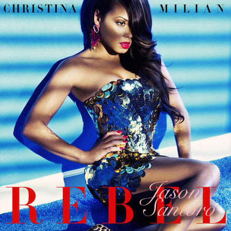 Christina Milian Rebel Video Premiere