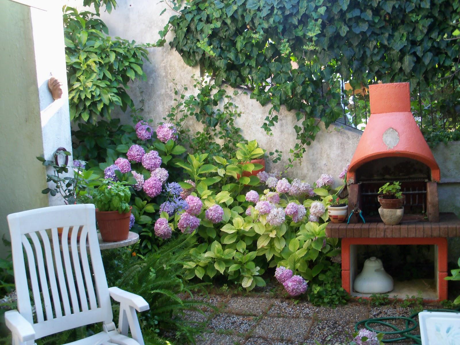 Fantasia tunni il mio giardino fiorito