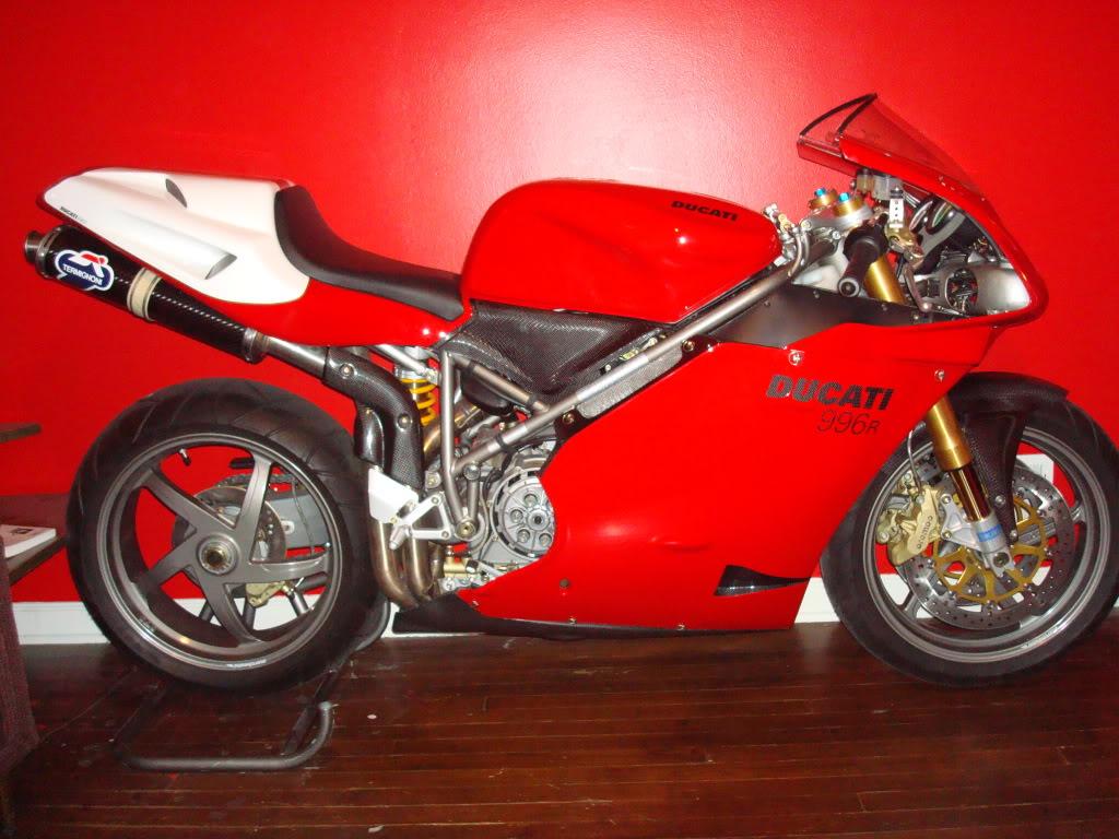Ducai Manuals Resource  Ducati Superbike 996r 2001 Owner Manual