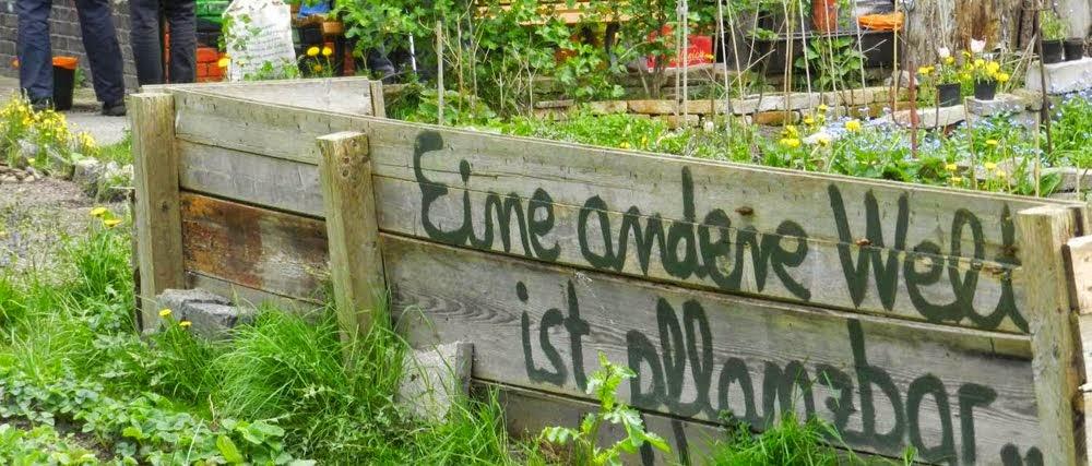 Ton, Steine, Gärten am Mariannenplatz
