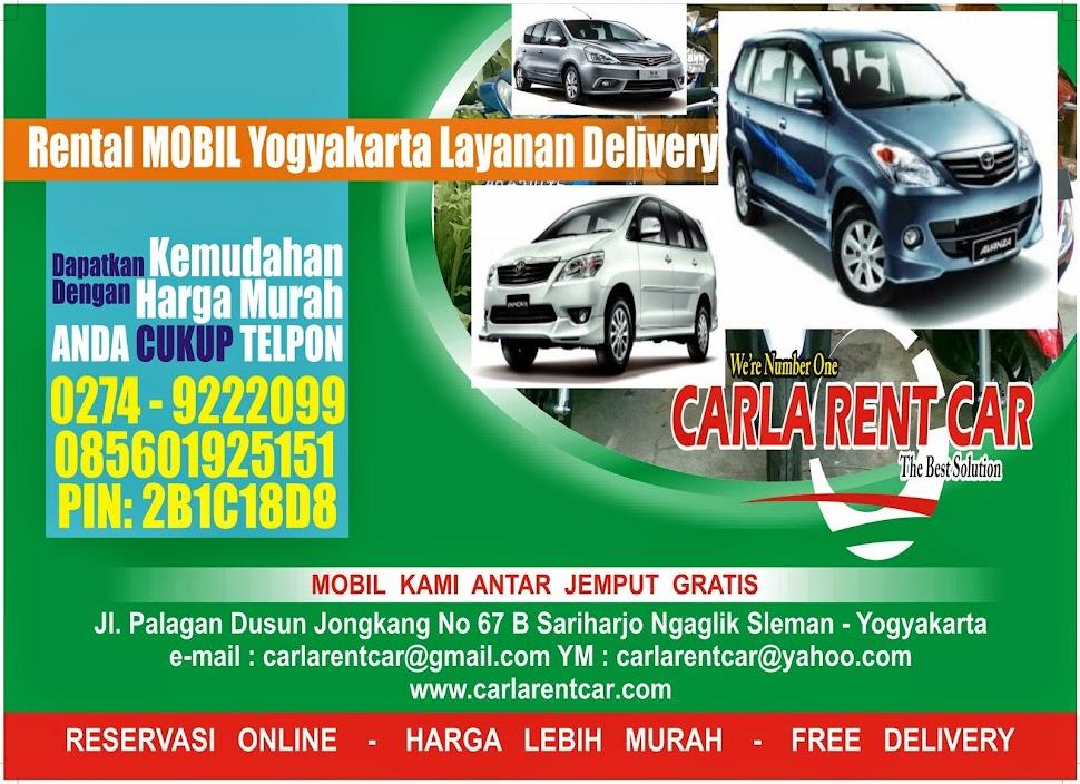 RENTAL MOBIL JOGJA CALL 0856-0192-5151