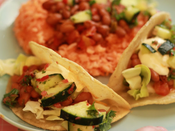 Meatless Mondays: Bean Tacos