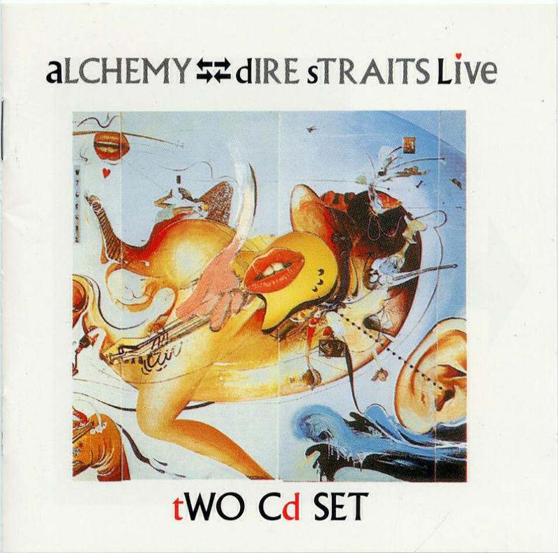 """Le Deblocnot': DIRE STRAITS - """"Alchemy"""" (1984) - par Luc B."""