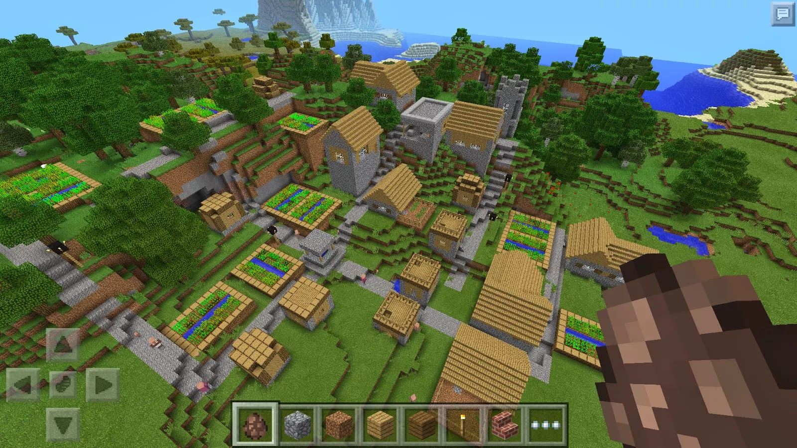 Minecraft - Pocket Edition v.0.11.0 Build 4