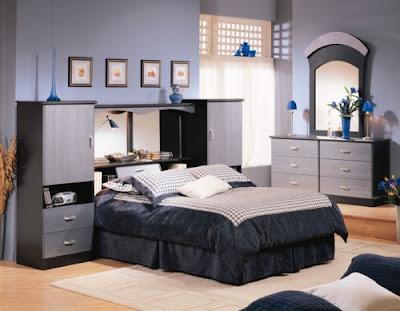 Decoraci n dormitorios modernos para adultos con espejos for Dormitorios adultos modernos