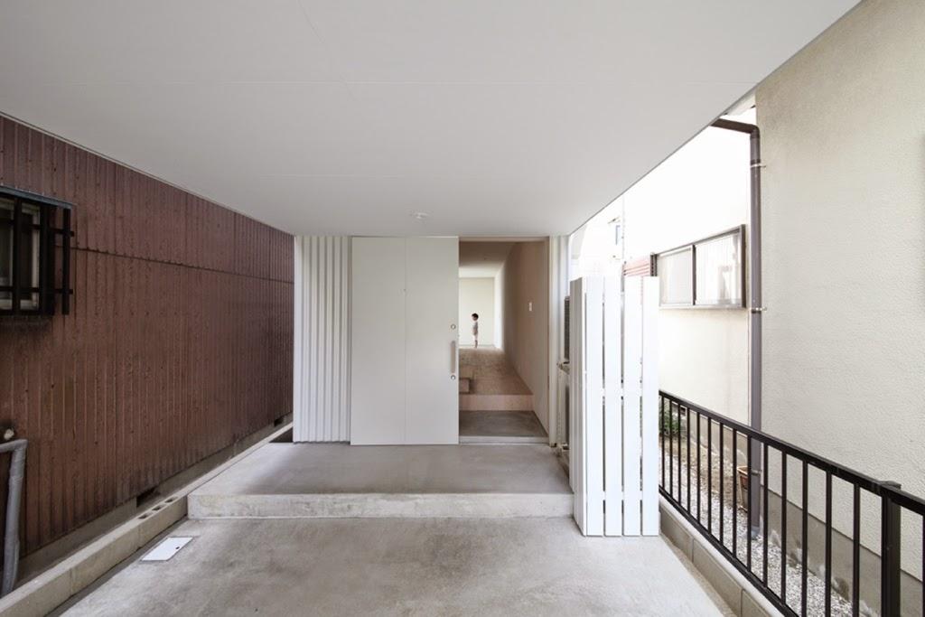 Rumah Minimalis di Lahan 3x21 Meter 6