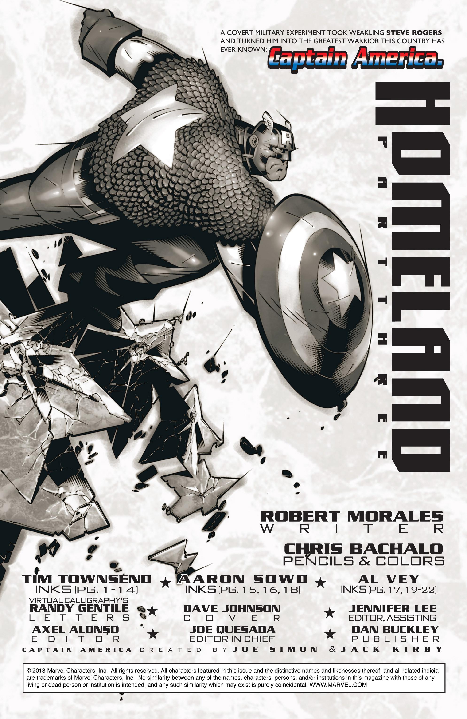 Captain America (2002) Issue #23 #24 - English 2