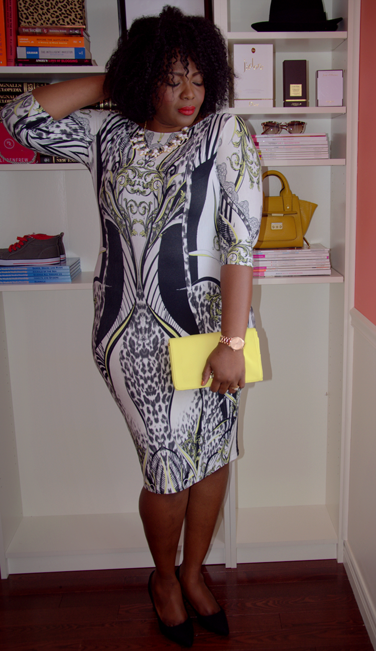 Closet remix, one item multiple ways, how to wear a bodycon dress