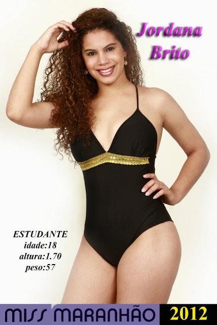 IMAGEM - Candidata a Miss Maranhão 2012