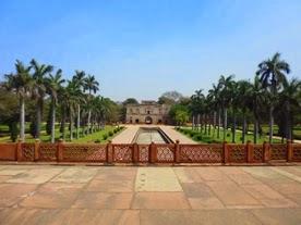 Makam Safdarjung Delhi