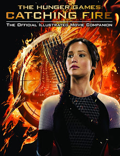 catching fire official illustrated movie companion