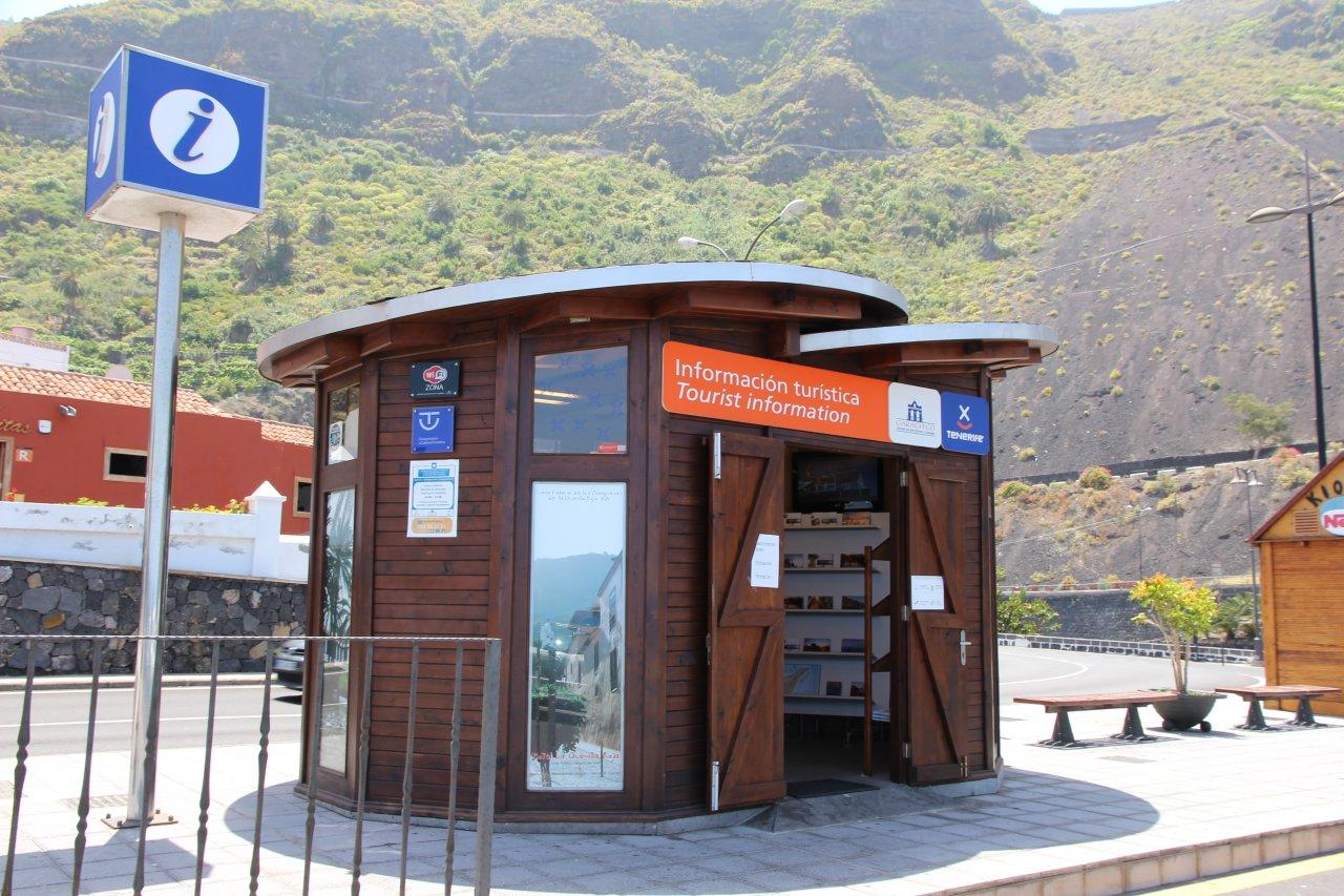 Oficina de informaci n tur stica de garachico for Oficina informacion y turismo