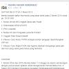 Daftar Rilis Fiture Padamu Negeri 2 Maret 2015