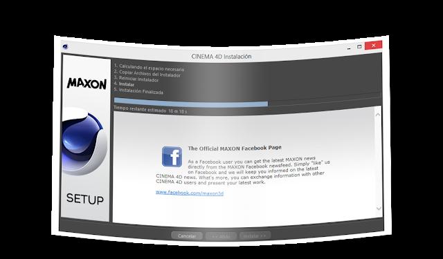 Descargar Cinema 4D Studio R17 Full – Win – Mac