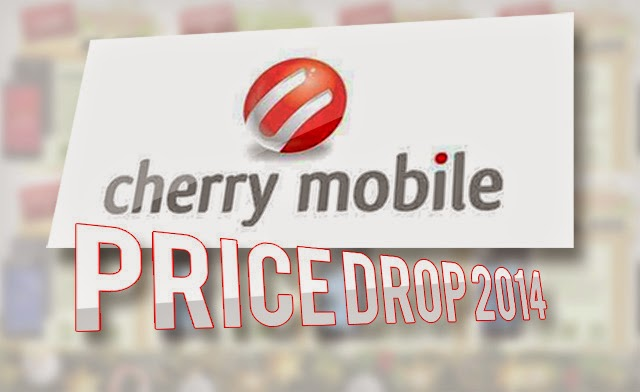 Price Drop for Cherry Mobile Smartphones - Up to ₱5,000 Discount for Christmas 2014