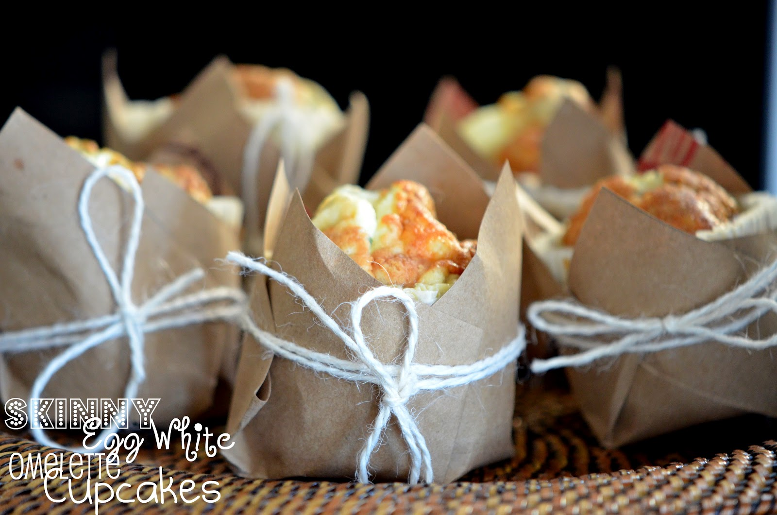 Skinny Egg White Omelette Cupcakes and {FREE} Decorative Cupcake ...
