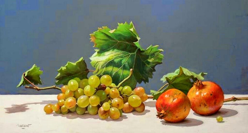 Im genes arte pinturas pinturas de frutas bodegones - Fotos de bodegones de frutas ...