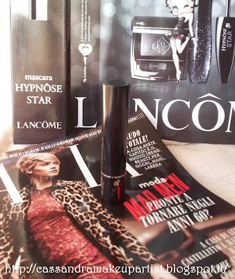 """Lancôme - Mascara Hypnose Star - Lancome - Campione Omaggio su """"GRAZIA"""" - Review - Recensione - Prezzo - PAO - INCI - Ingredienti"""