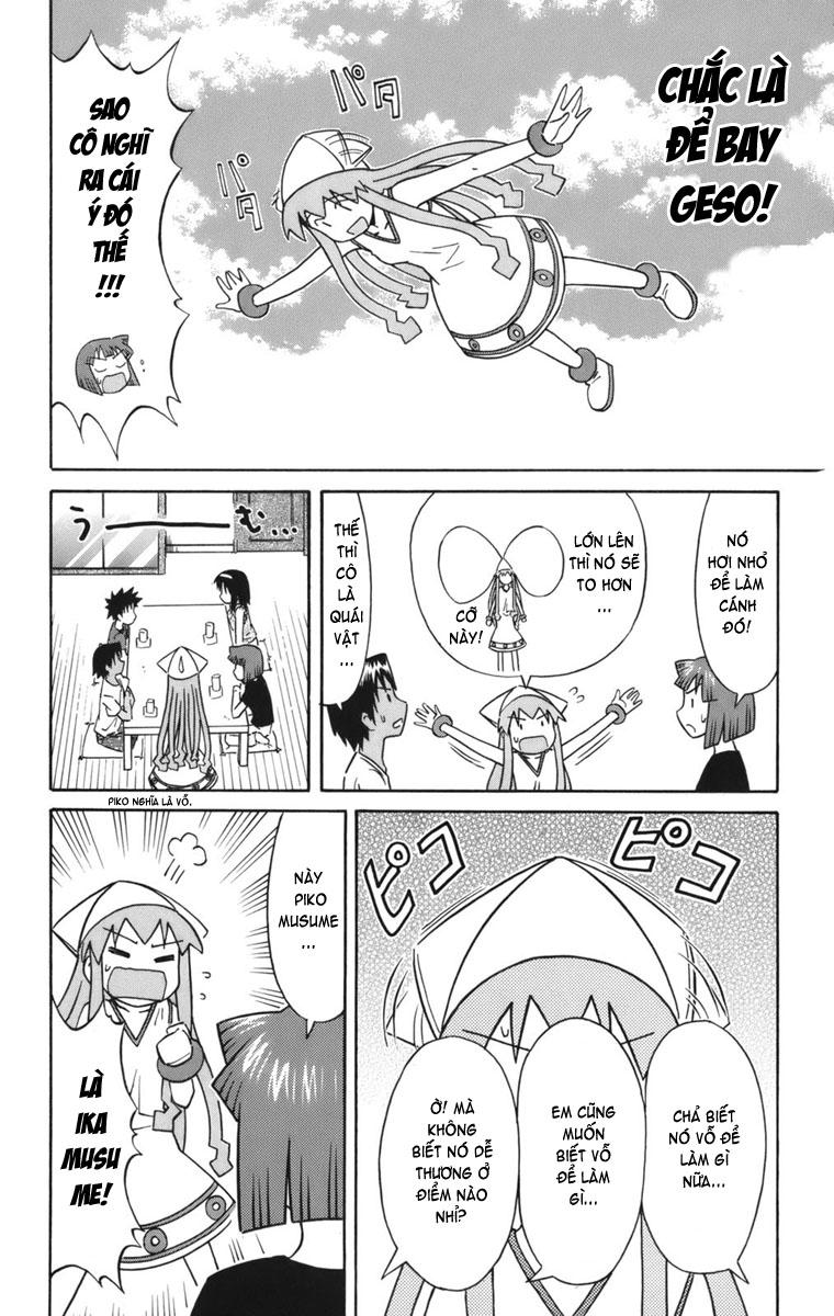 Shinryaku! Ika Musume: Chapter 45