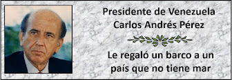 Fotos del Presidente Carlos Andrés Perez