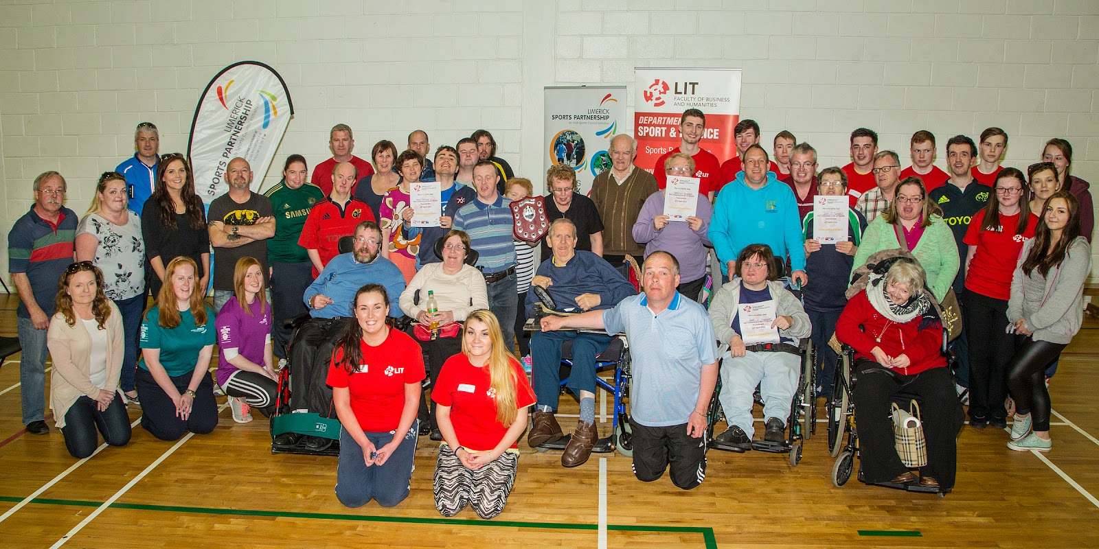 Rehab Care team wins Limerick Boccia Tournament