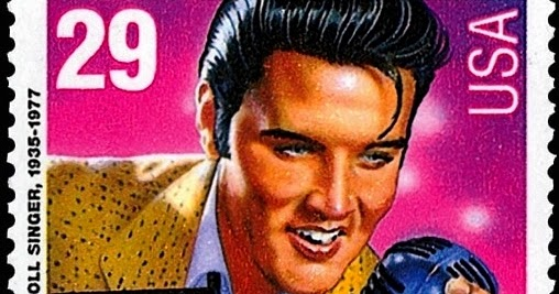Codex Philately BEST SELLING US STAMP The 29 Cent Elvis Presley Le Commemorative 1993