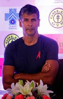 Bipasha Basu and Milind Soman Support Pinkathon's Second Edition Event Photo Gallery