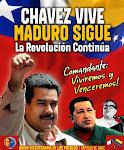 FERIA POPULAR EN APOYO A VENEZUELA Y SU REVOLUCIÓN