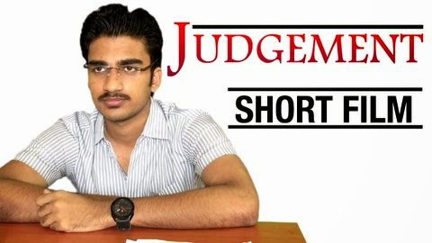 Judgement Telugu Thriller Short Film  By Gowtham Burle - Jan 2015