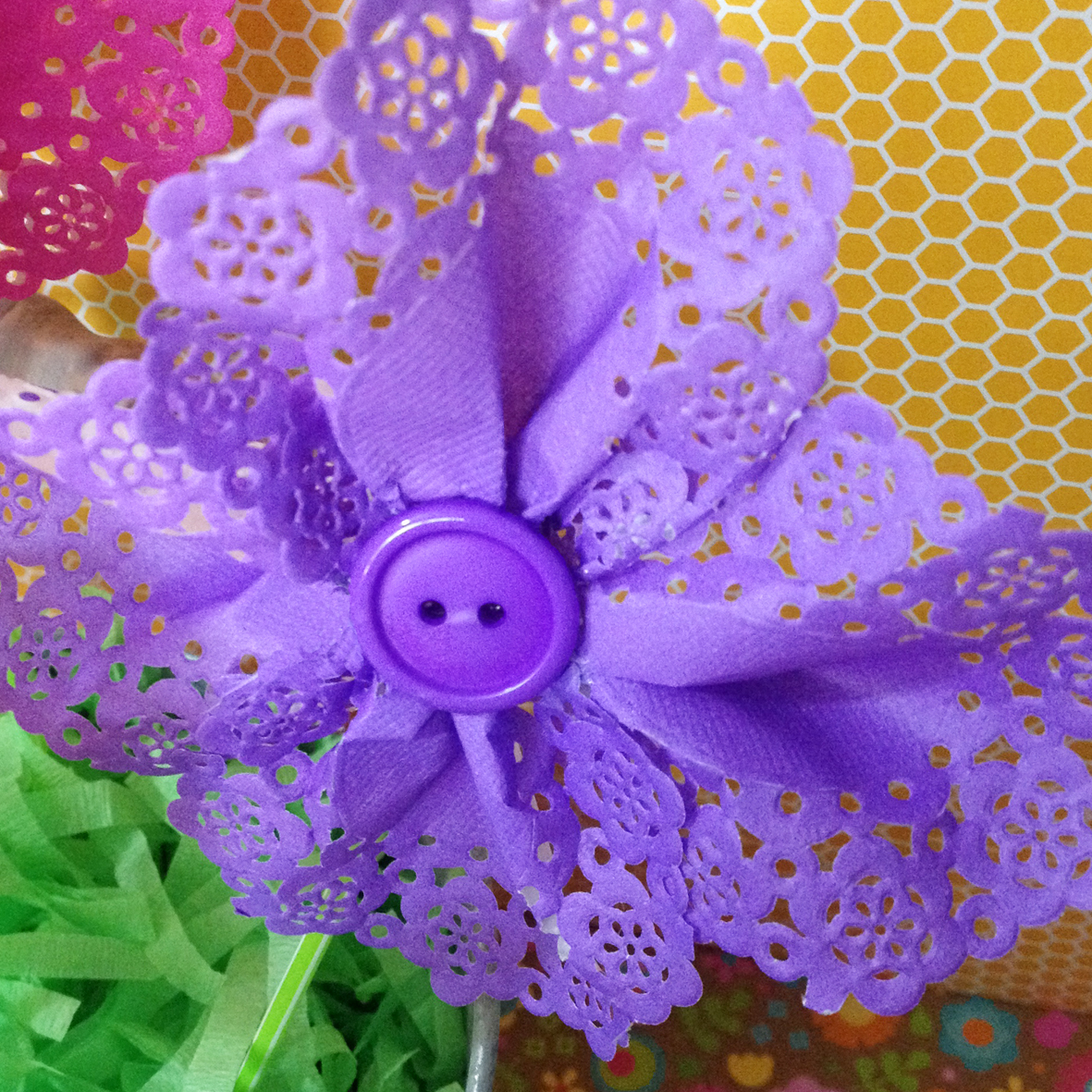 Doodlebug design inc blog doilies bucket of paper flowers by silvia i love to use the doilies they are so colorful let me show you more pictures mightylinksfo