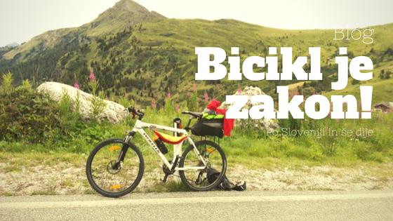 Bicikl je zakon!