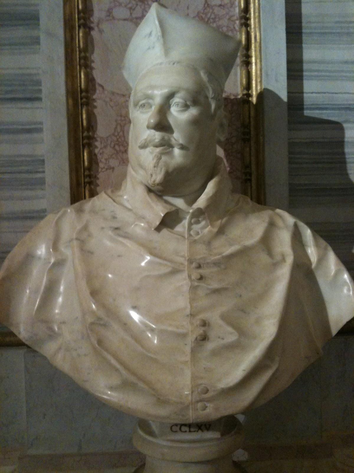 Scipione Borghese Bernini el Cardenal Scipione Borghese
