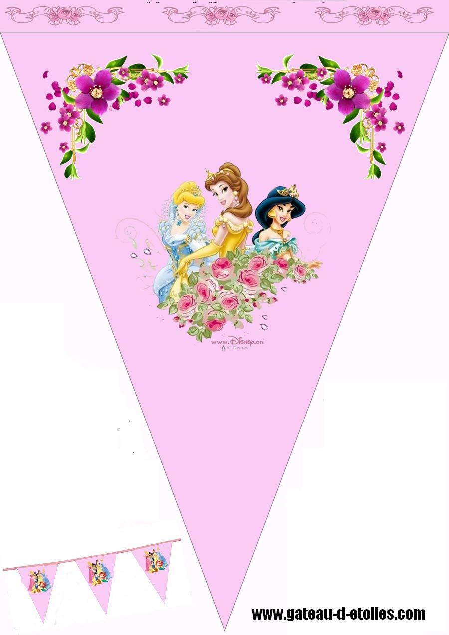 le nuage de g u00e2teau d u0026 39  u00e9toiles  th u00e8me princesses disney