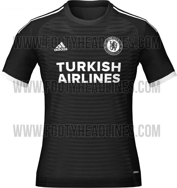 Chelsea 2015-16 third jersey