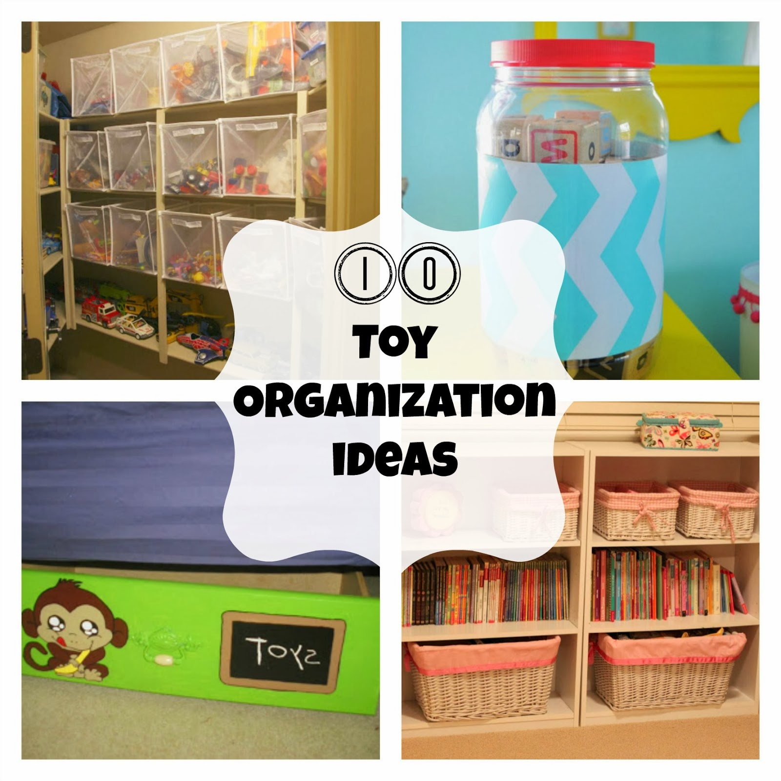 10 Toy Organization Ideas Fun Home Things