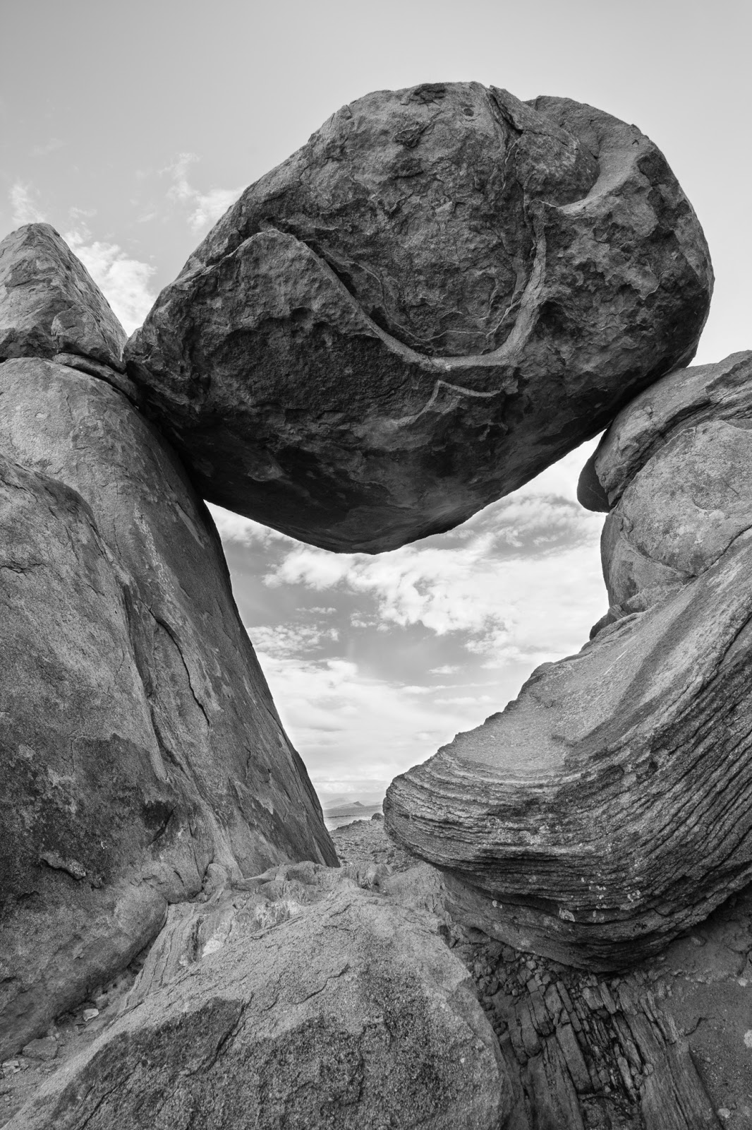 Balanced Rock, Big Bend National Park