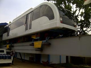 Monorel 'Made in Bekasi'