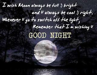Kumpulan Kata Bijak Ucapan Selamat Malam Terbaru 2013