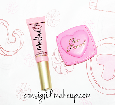 Review: Kit Happily Ever Lasting Lip & Cheek Duo - Too Faced