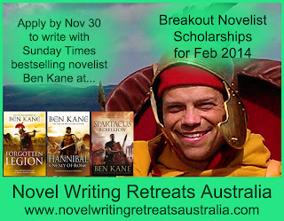 Can writing a novel get you a scholarship?
