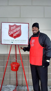 Caprara's Staff Helps With Kettle Drive