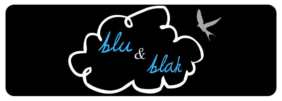 Blu & Blak : Malaysia's Online Fashion Blogshop