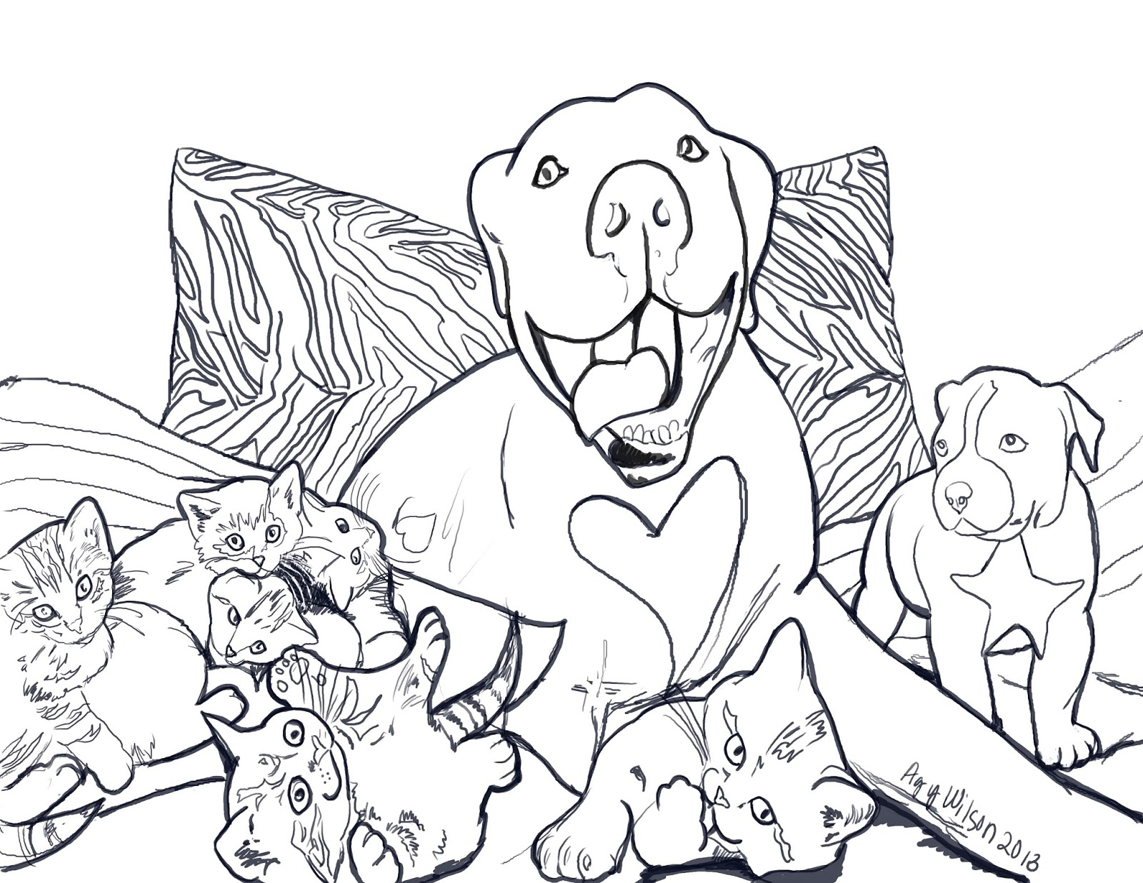 dog coloring pages hard hard puppy coloring pages az coloring
