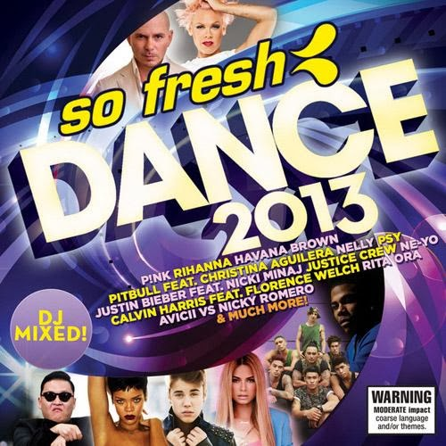 CD: So Fresh Dance – 2013