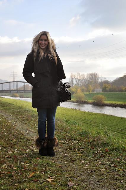 Mantel, Outfit, Patrizia Philp