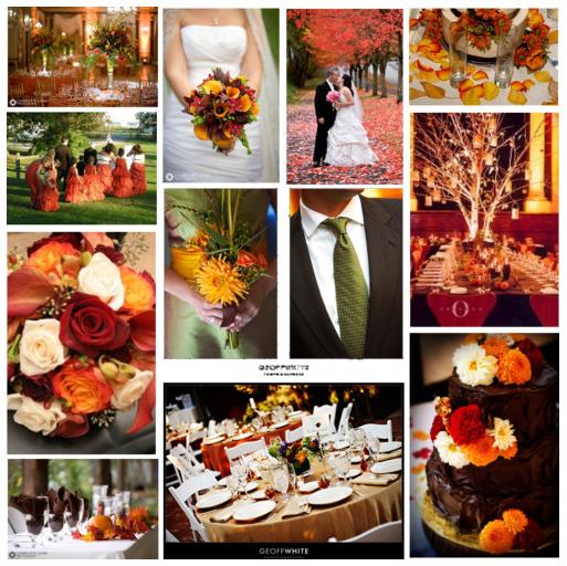 Autumn Centerpieces For Weddings6