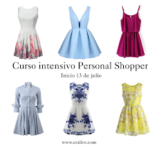 Curso intensivo Personal Shopper