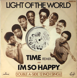 Light Of The World - Time 1980 12 Inch