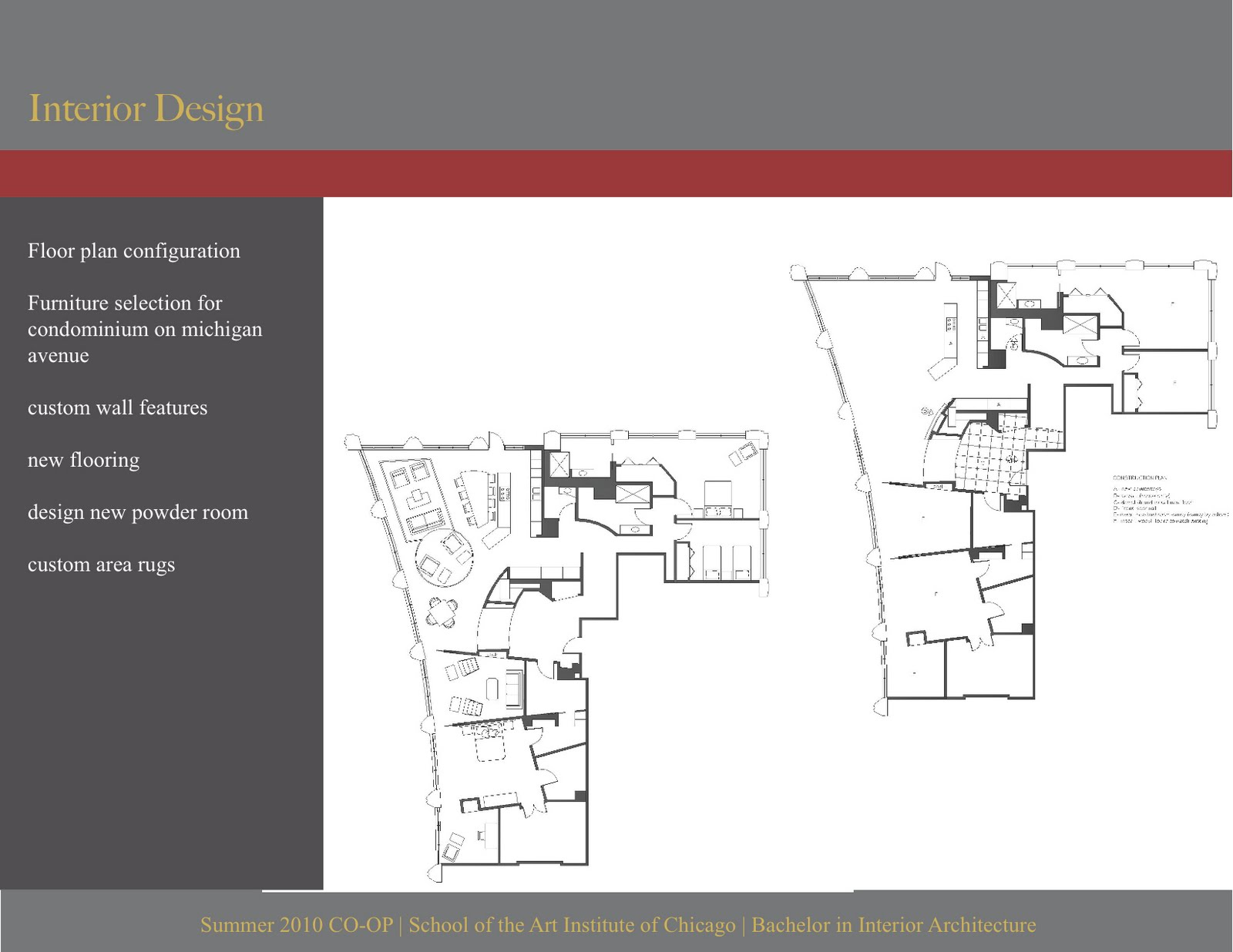 Professional Project Projects Done At McCann Associates Interior Design Chicago
